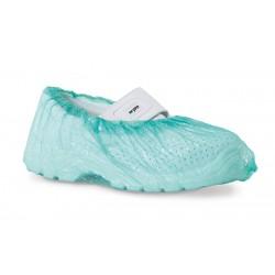 cubre zapato verde