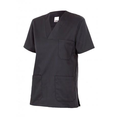 Camisola m/c negra