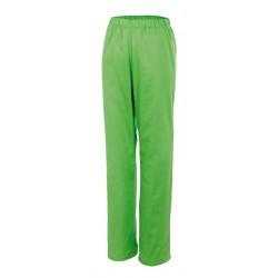Pantalón sanitario verde lima